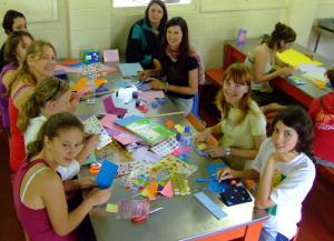 Craft Workshop Mt Glorious 2007